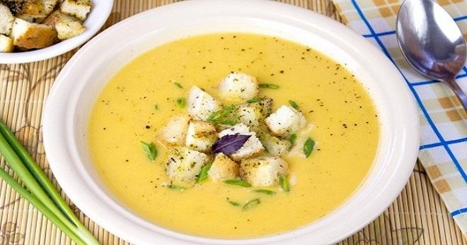 Гороховый суп-пюре - самые вкусные, старые и новые оригинальные рецепты горячего блюда
