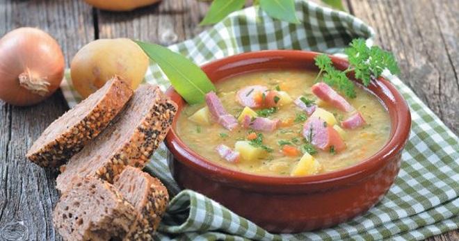 Суп с колбасой - оригинальные рецепты простого блюда на каждый день