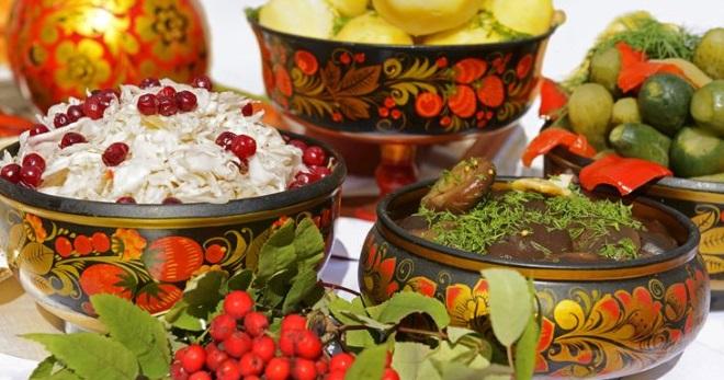 Постные праздничные блюда - лучшие идеи рецептов: от закусок до десерта!