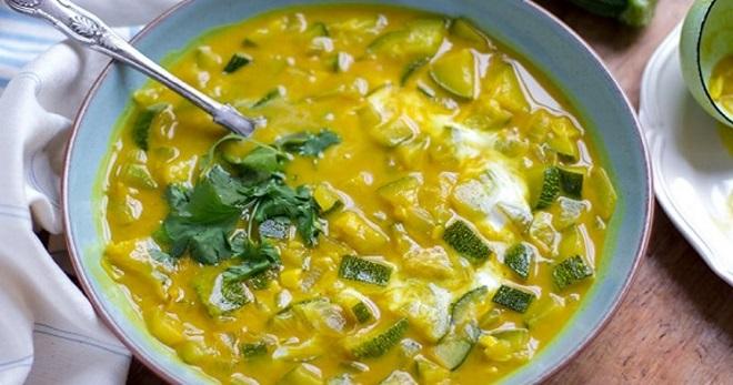 Суп из кабачков - полезные рецепты вкуснейшего блюда для всей семьи