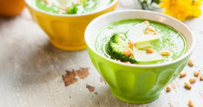 Суп из брокколи - легкие и полезные рецепты вкусного блюда для всей семьи
