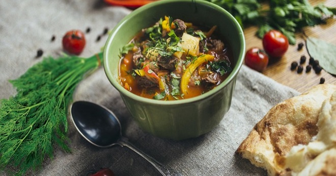 Шурпа из говядины - вкусные рецепты насыщенного и очень сытного блюда