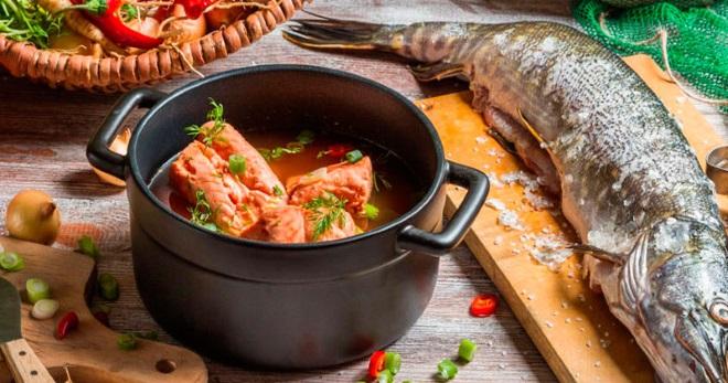 Уха из щуки - лучшие рецепты вкусного и ароматного рыбного супа