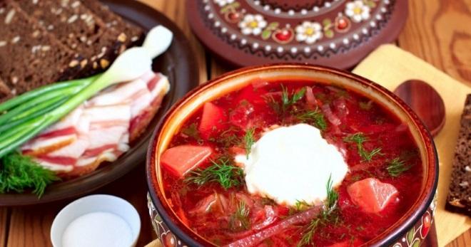 Борщ с квашеной капустой - классические рецепты и новые идеи приготовления блюда