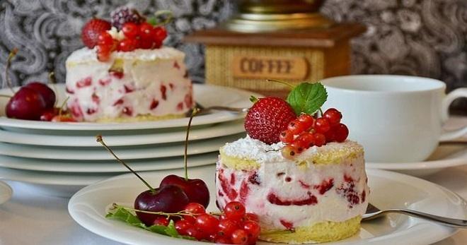 Десерты без выпечки – восхитительно вкусные и быстрые лакомства на любой вкус!
