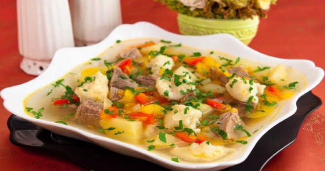 Суп с клецками – вкусное блюдо с разными рецептами на каждый день