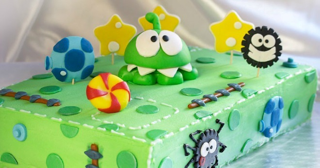 Детские торты - 10 оригинальных рецептов и идеи украшения десерта