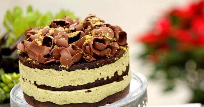 Вкусный торт для любого праздничного стола и не только!