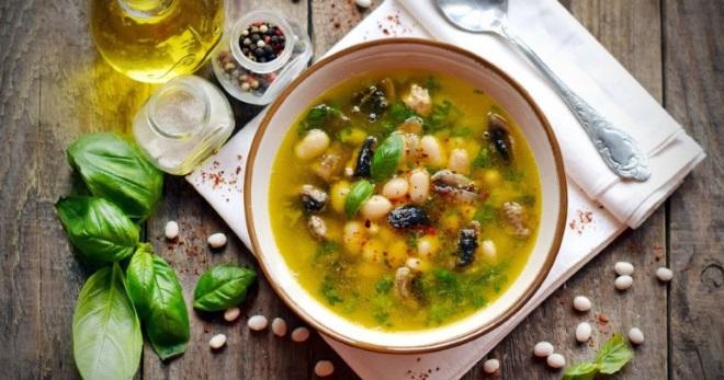 Постный суп просто и вкусно - рецепты аппетитных и сытных первых блюд