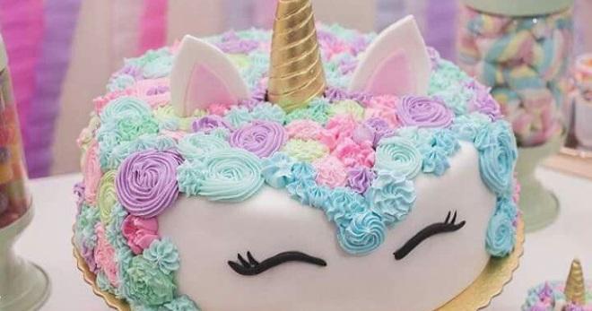 Торт на день рождения девочке - лучший способ создать праздник!