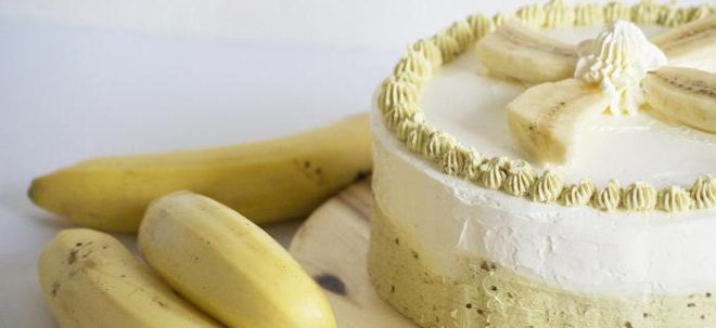банановый торт