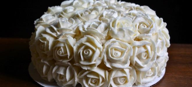 Как сделать масляный крем для украшения