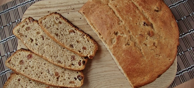 Ржаной хлеб на быстрых дрожжах в духовке