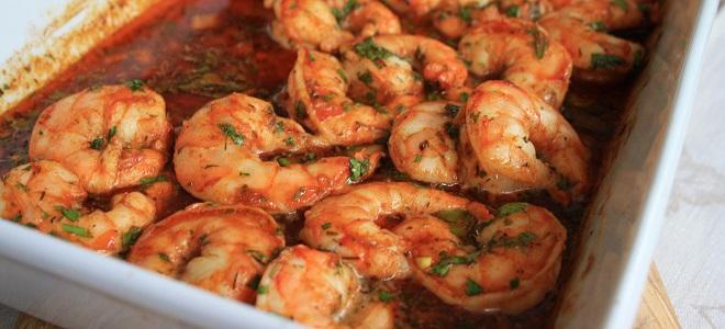 Диетические блюда из креветок рецепты с фото