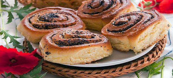 рецептура на булочки пикантные фото