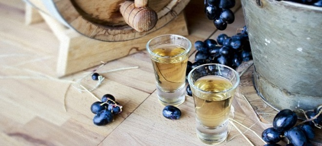 Рецепты чачи из винограда без дрожжей