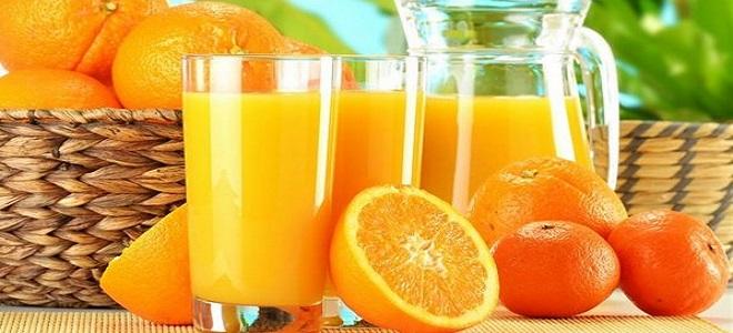 Как сделать сок из одного замороженного апельсина 745