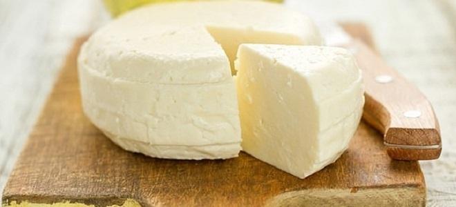 Домашний сыр из творога и яиц