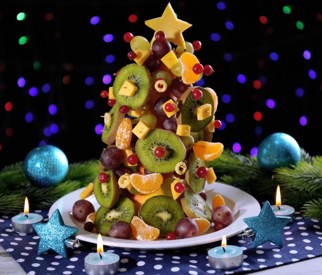 фруктовые салаты на новый год 2