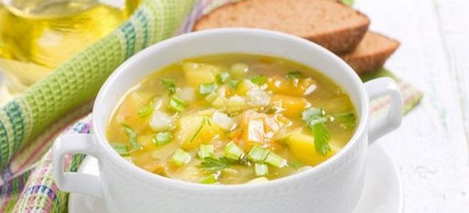 гороховый суп без замачивания гороха