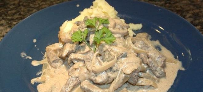 печень говяжья с луком в духовке рецепты