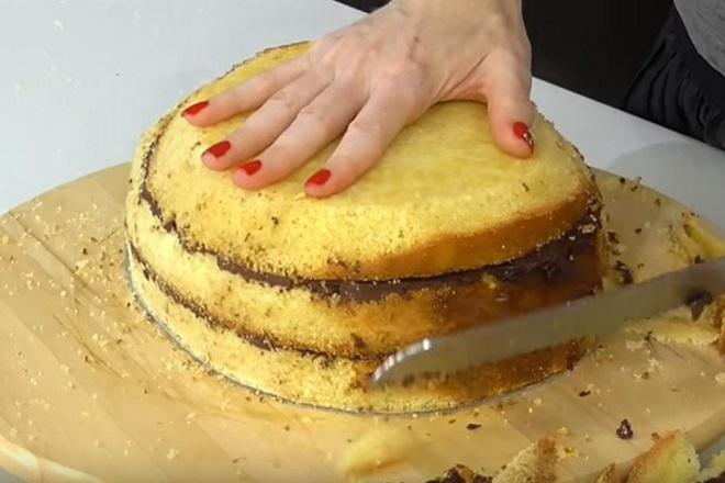 Как сделать торт Киндер сюрприз мастер-класс 1