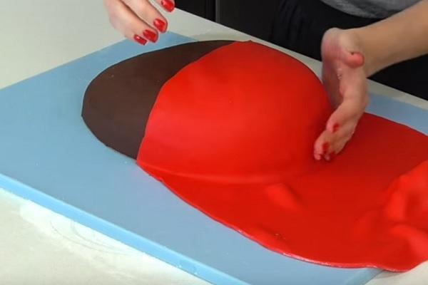 Как сделать торт Киндер сюрприз мастер-класс 3