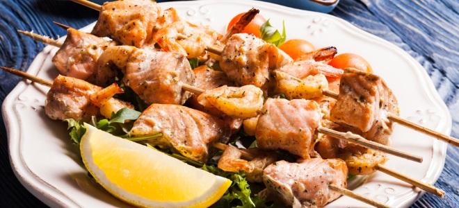 Маринад для рыбы - рецепты для рыбы в духовке, на мангале и для жарки на сковороде