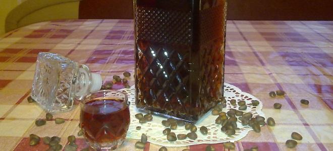 Спирт на кедровых орешках рецепт в домашних условиях 20