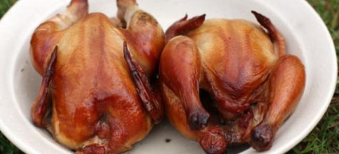 Как коптить курицу в домашнем условиях
