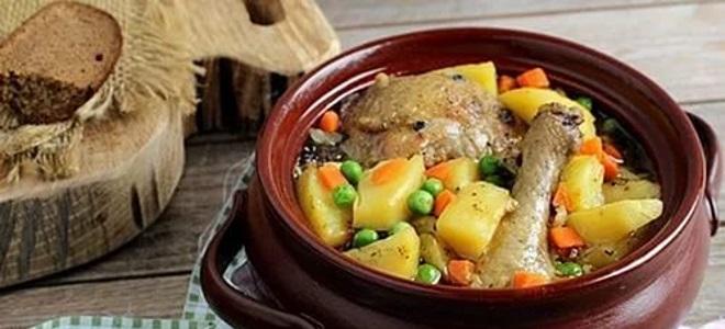 рецепты начиненной курицы в духовке
