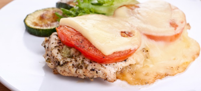 куриное филе по-французски в духовке рецепт с фото