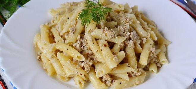 рецепт макароны по-флотски с тушенкой