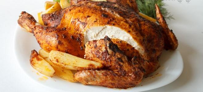 Маринад для курицы гриль