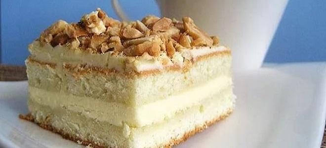 масляный крем для бисквита
