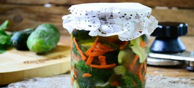 огурцы с корейской приправой рецепт на зиму