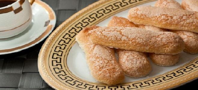 Печенье для тирамису