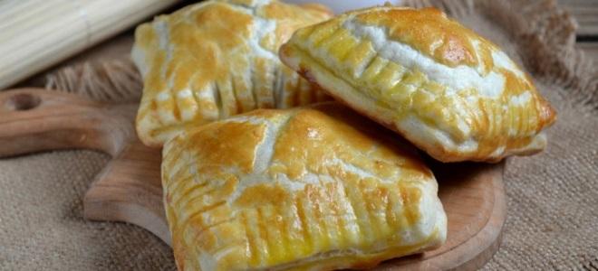 Пирожки с папайей