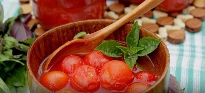 помидоры черри в собственном соку