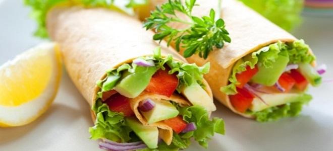 Роллы из лаваша - 9 самых лучших рецептов