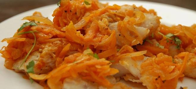 Скумбрия тушеная с морковью и луком рецепт с фото в мультиварке