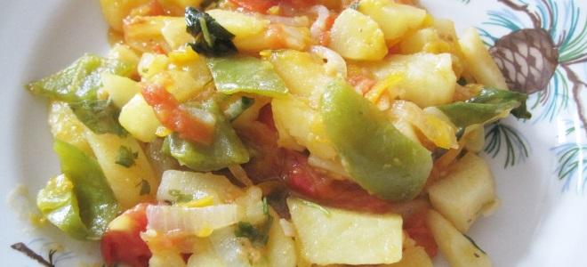 рецепт кабачков на ужин рагу