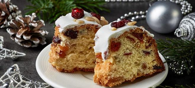 рецепт рождественского кекса от юлии высоцкой