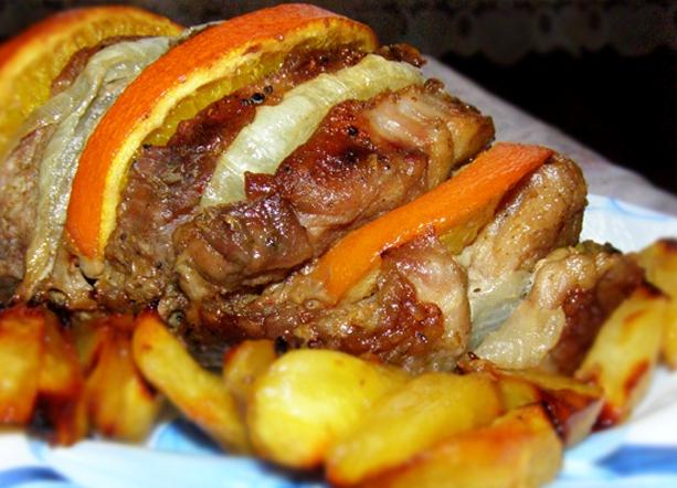 Что вкусного приготовить из свиной печени рецепт