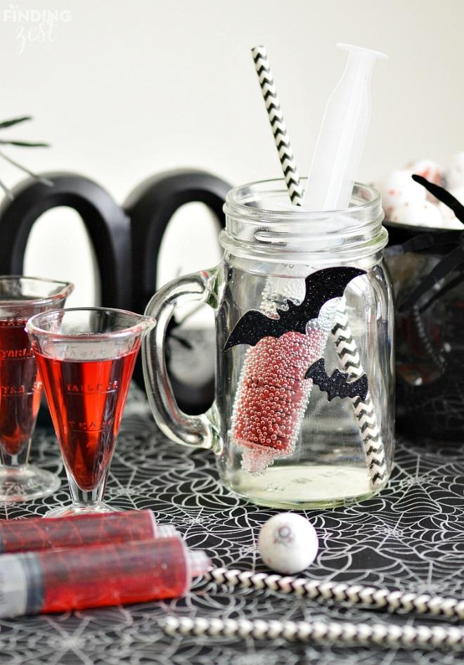 Рецепты безалкогольных коктейлей на Хэллоуин 2