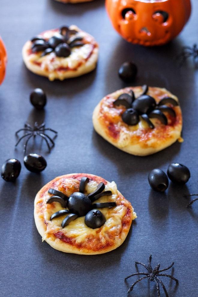 Рецепты закусок на Хэллоуин 2