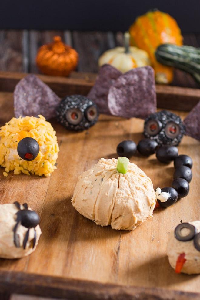 Рецепты закусок на Хэллоуин 3
