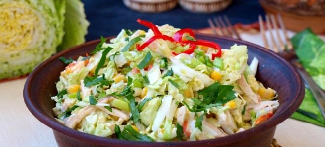 салат из капусты на день рождения