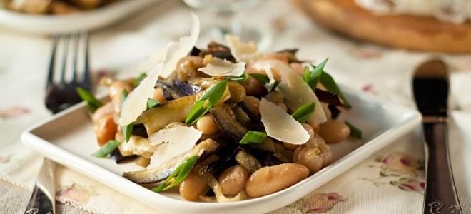 салат с фасолью на праздник