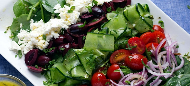 New Year salads - the best recipes for delicious and beautiful salads to the New Year's table